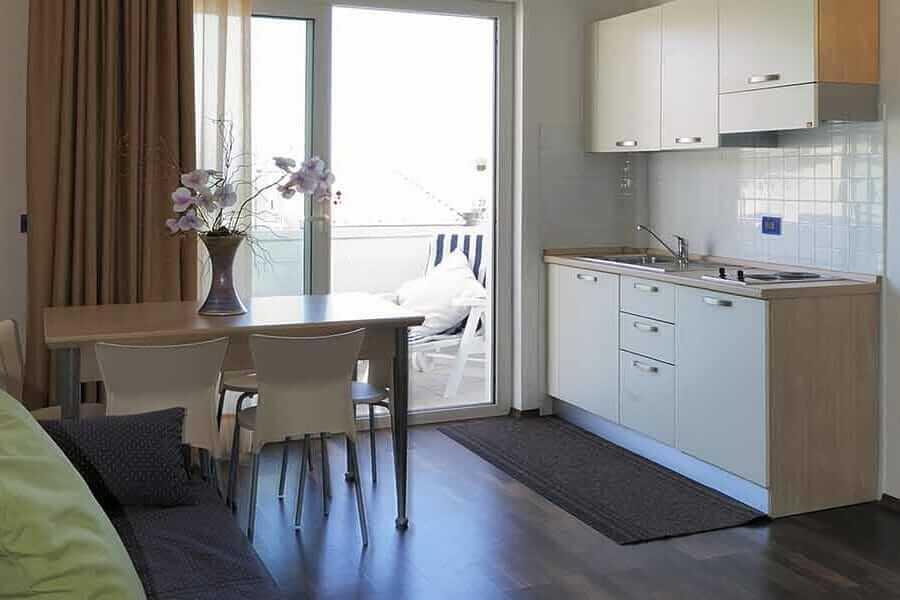 Residence e appartamenti superior all'albergo Medi Garden Resort di Alba Adriatica